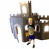 Large 3D Castle Cardboard Cutout
