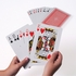 "6 3/4"" Large Playing Cards"