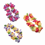 Hawaiian Flower & Poly Leis