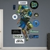 Leonardo TMNT Movie REALBIG Wall Decal