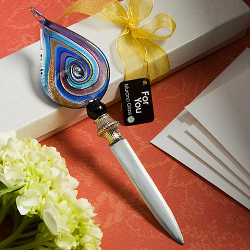 Letter Opener Favors Multi-Color