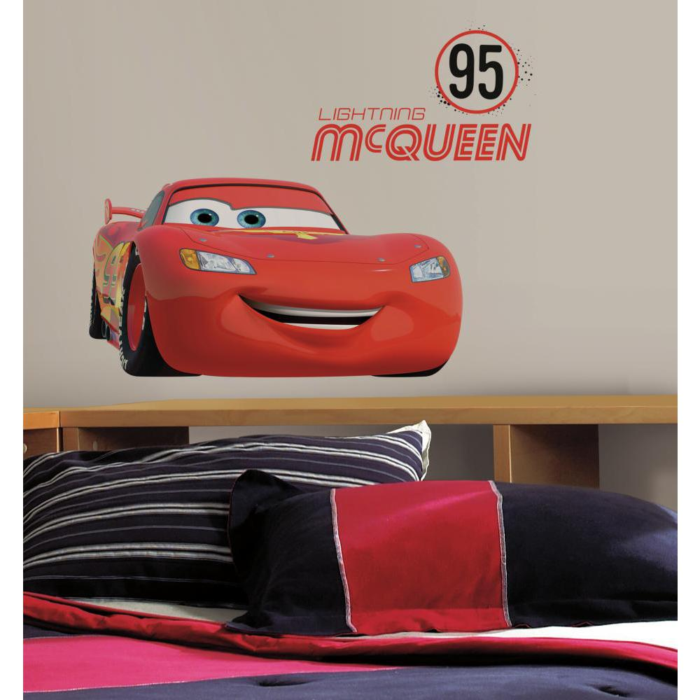 Lightning McQueen Number 95 Giant Decal