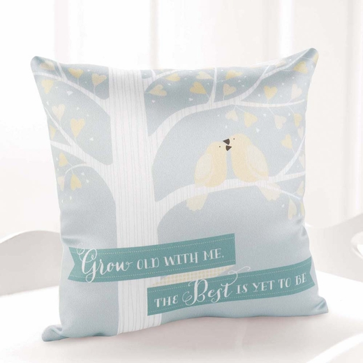 Love Birds Pillow