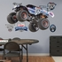 Lucas Oil Crusader REALBIG Wall Decal