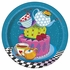 Mad Hatter Tea Party Paper Plate - 7""