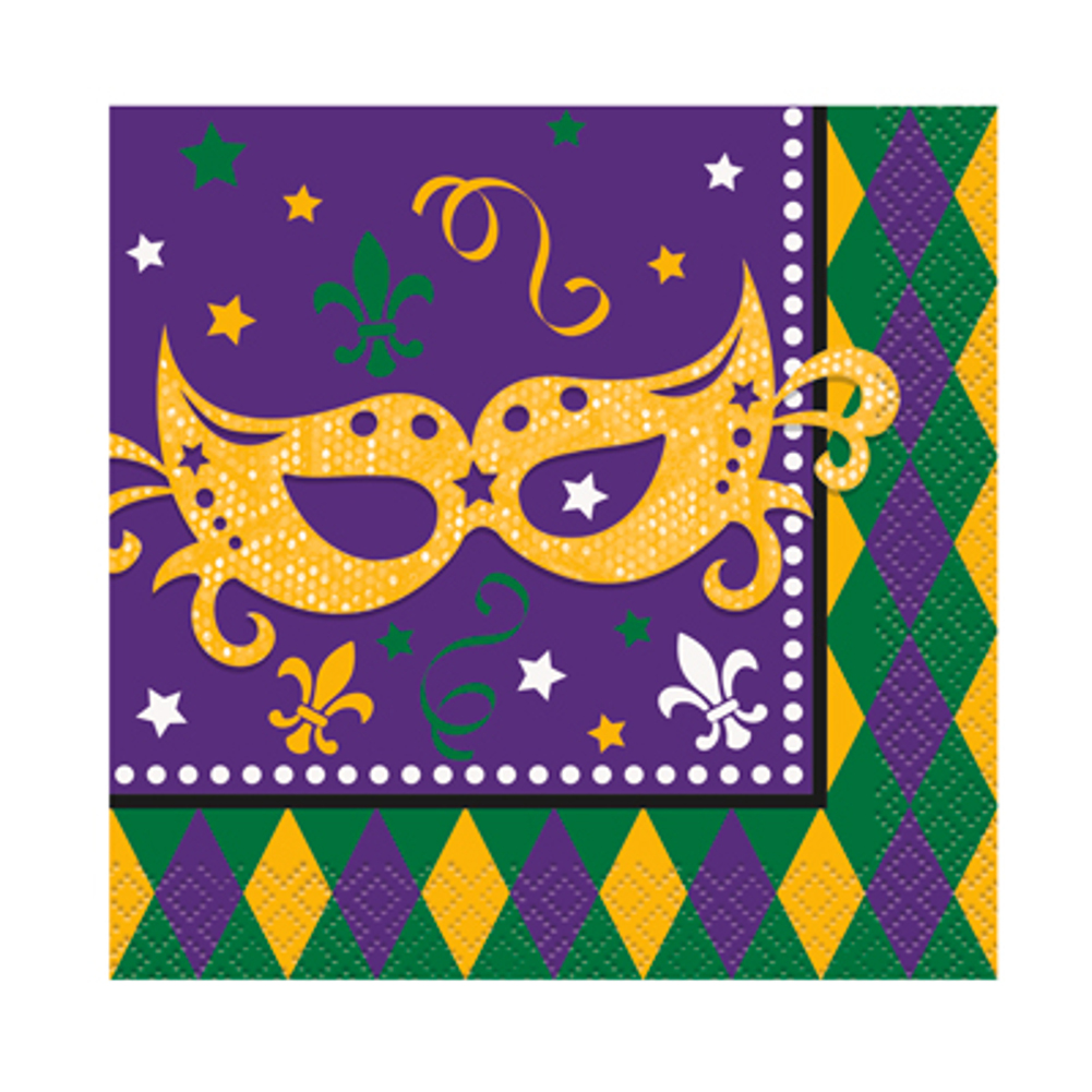 Shop Here for you Mardi Gras theme party. Lots of high quality Mardi Gras party supplies and decorations.