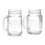 Plastic & Glass Mason Jars