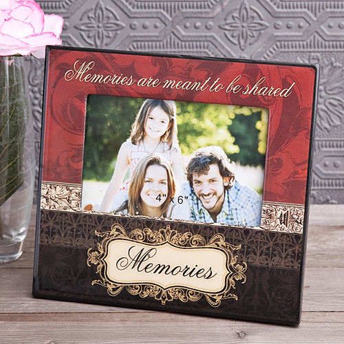 Memories Themed Frame