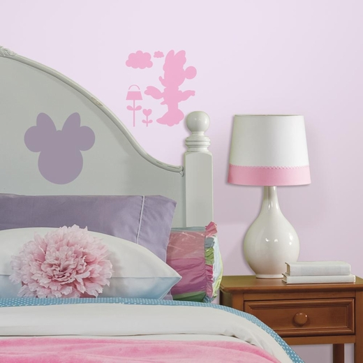 Mickey And Friends-Minnie Mouse Large Stencils