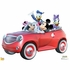 Mickey Car Ride Lifesized Standup