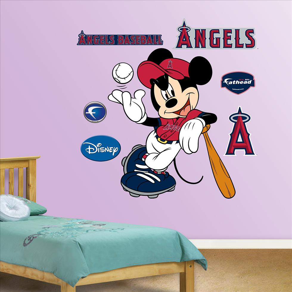 Mickey Mouse Angels-Fathead