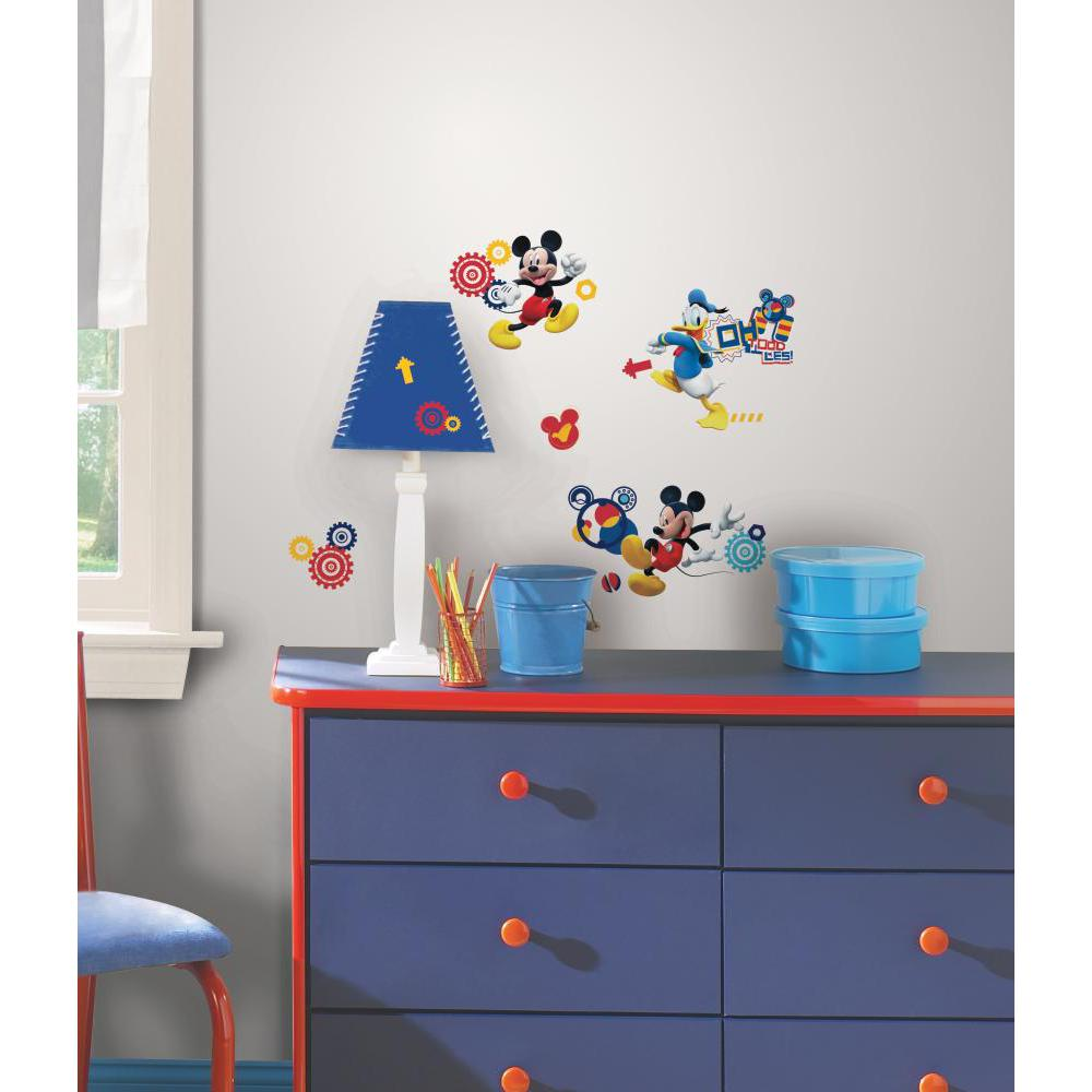 Mickey Mouse Clubhouse Capers Decal