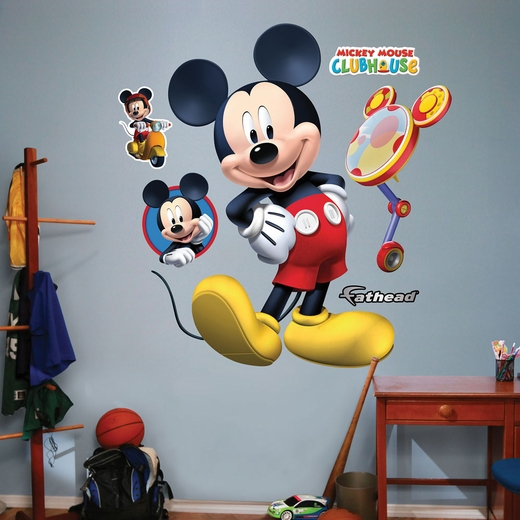 Mickey Mouse Clubhouse REALBIG Wall Decal