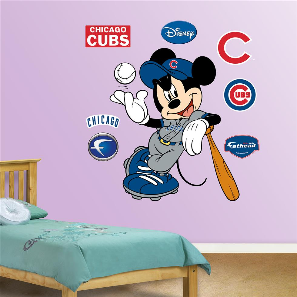 Mickey Mouse Cubs-Fathead