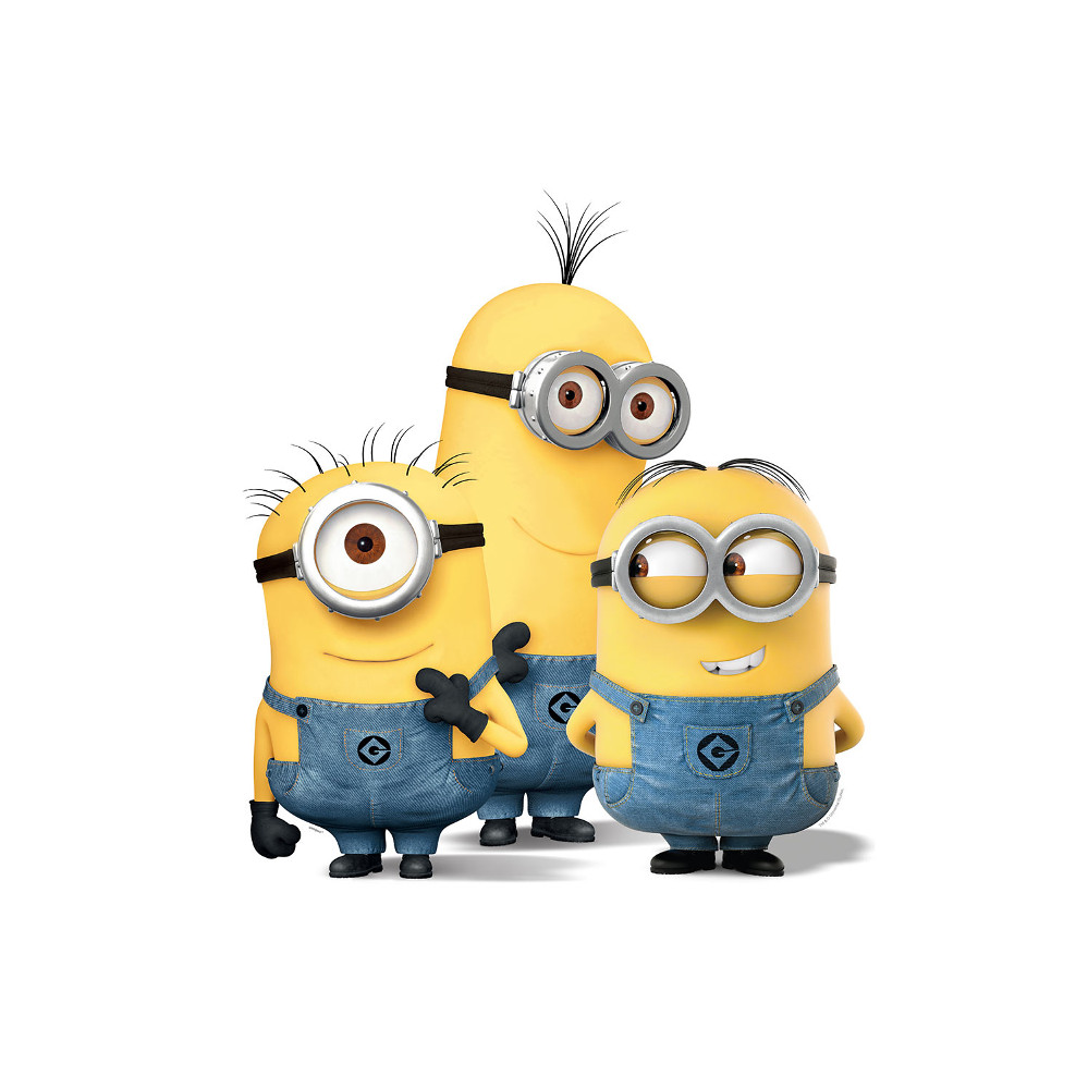 Minions Group Standee