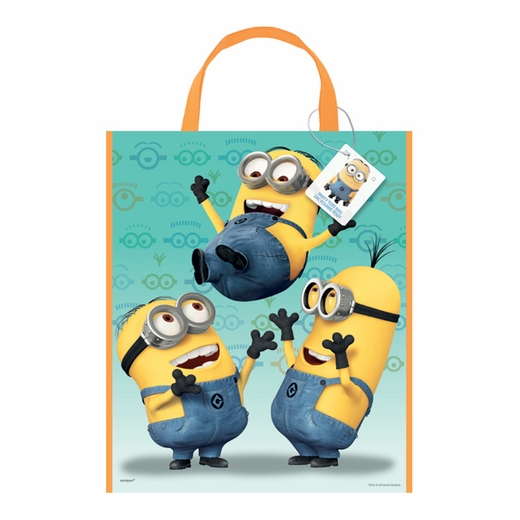 Minions Party Tote