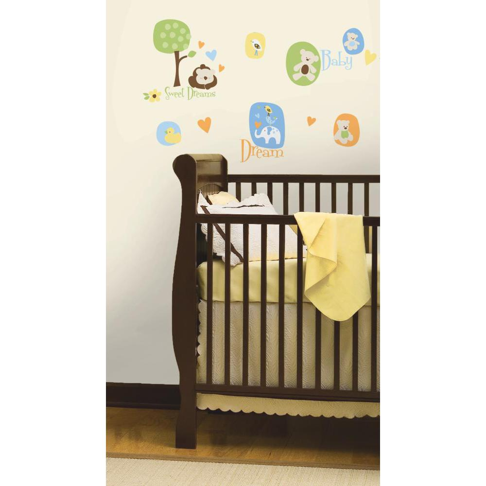 Modern Baby Peel And Stick Decal