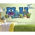 Monsters University Giant Character Collage Decal