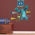 Monsters University Mike and Sulley Wall Decal