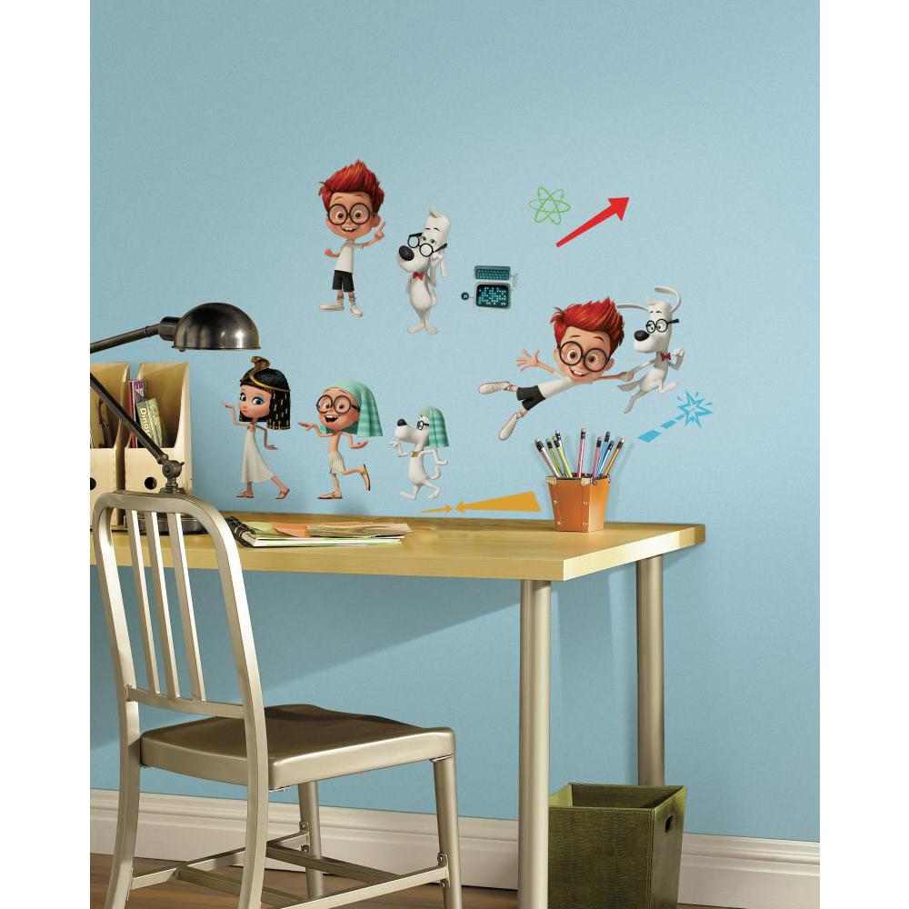 Mr Peabody And Sherman Decal