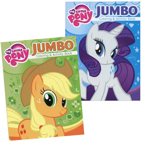 My Little Pony Jumbo Coloring Book