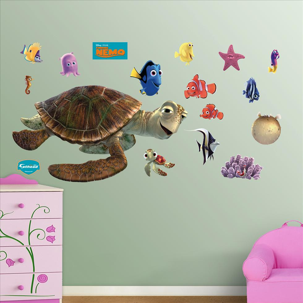 Nemo And Friends Collection-Fathead