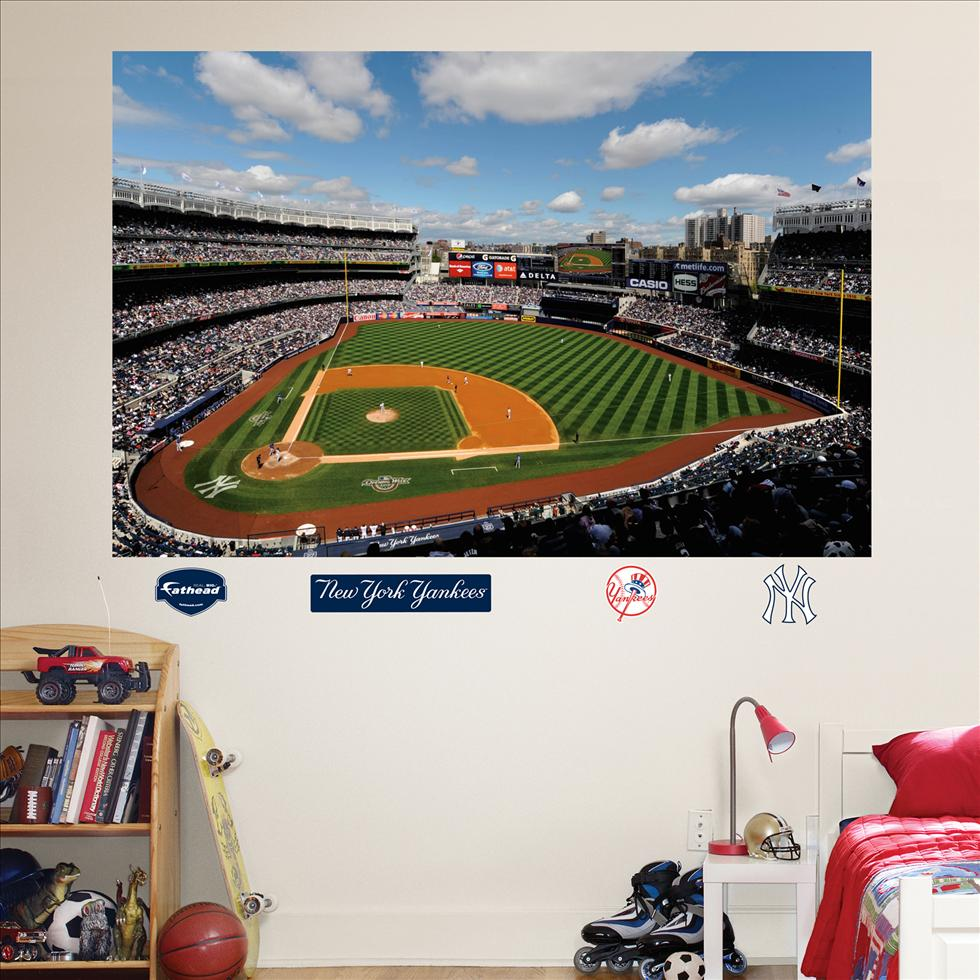 New York Yankees Stadium Mural-Fathead
