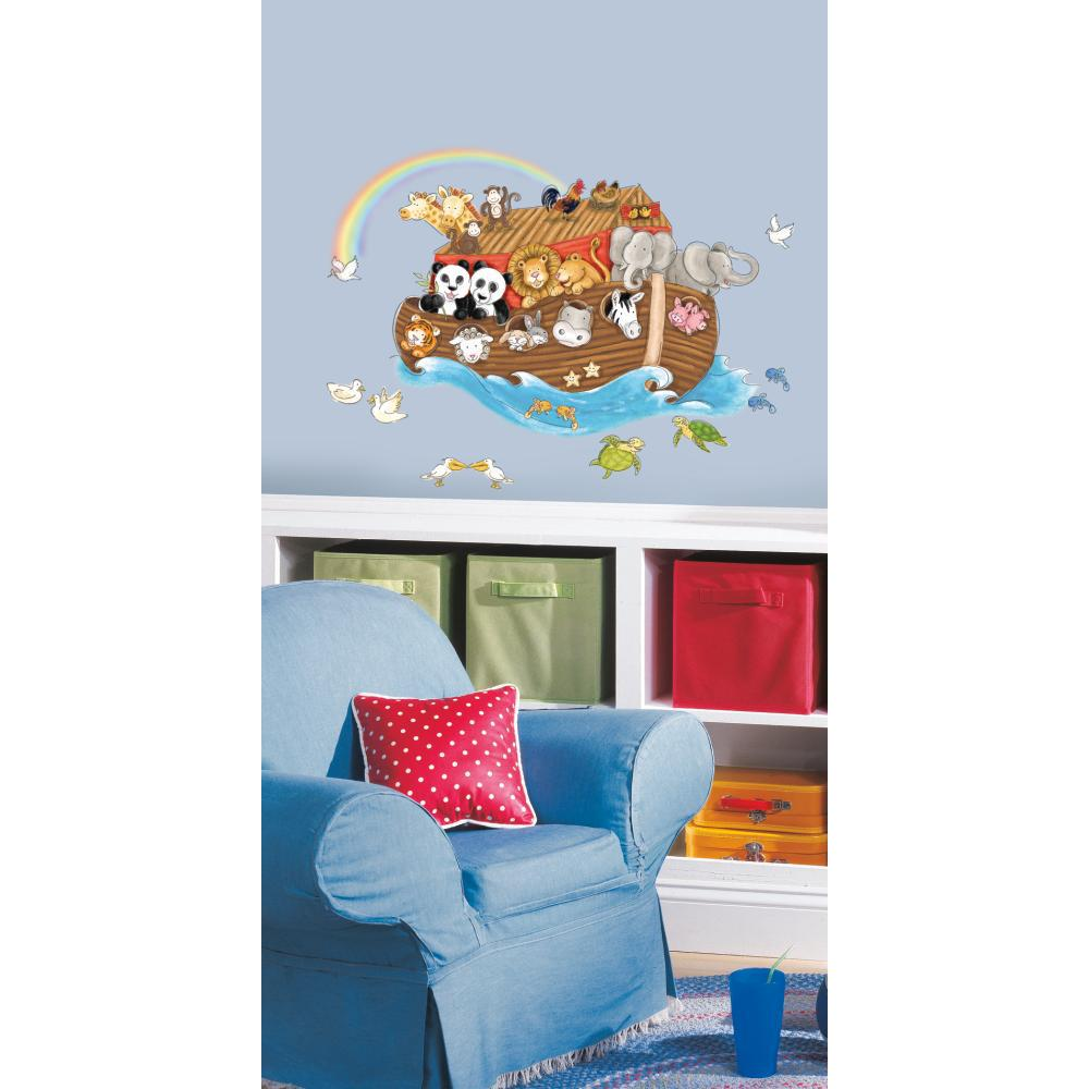 Noahs Ark Peel And Stick Giant Decal
