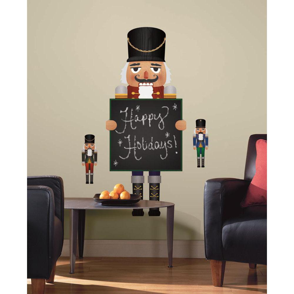 Nutcracker Chalkboard Giant Decal