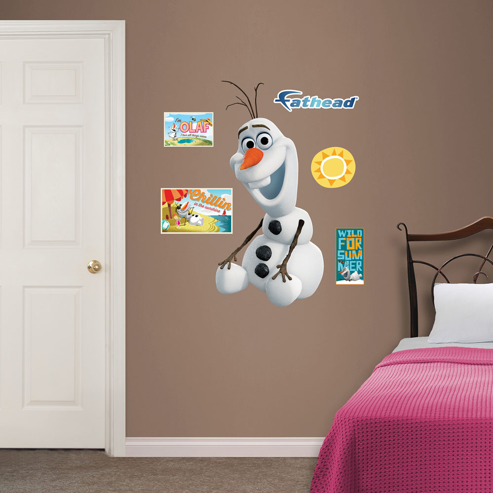 Olaf JUNIOR Wall Decal