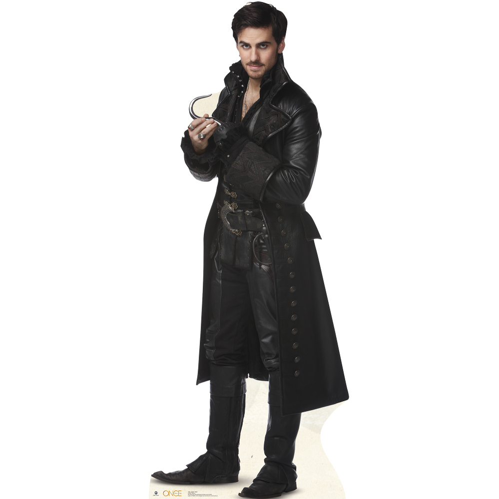 hook from once upon a time images Once upon a time finally revealed who hook's daughter is and more importantly who her mother is.