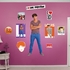 One Direction Louis Tomlinson REALBIG Wall Decal