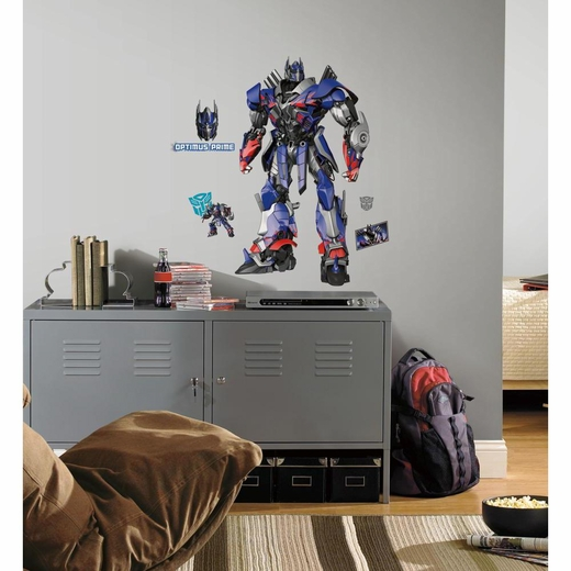 Optimus Prime Giant Decal