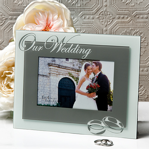 """Our Wedding"" Frames"