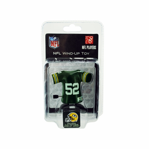 Packers Clay Matthews Wind-Up Jersey