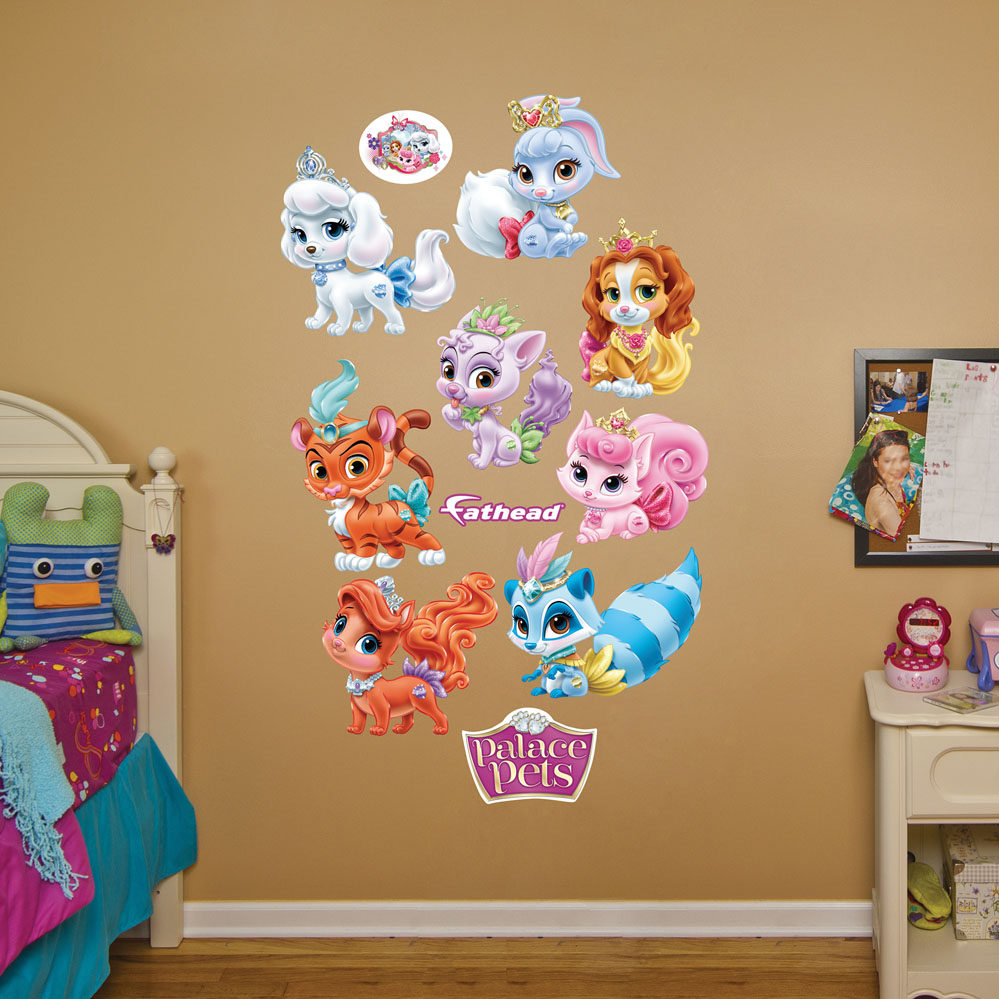 Palace Pets Collection REALBIG Wall Decal