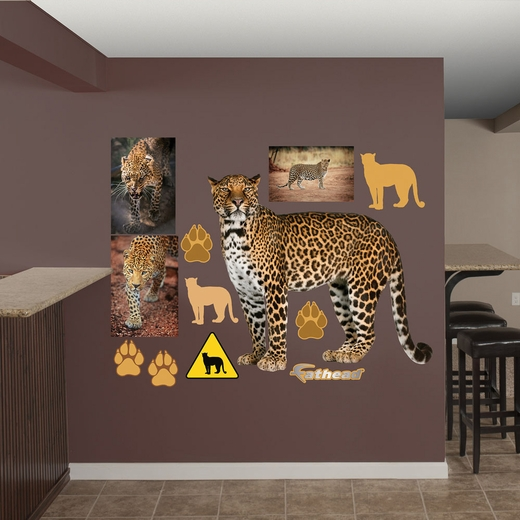 Panther REALBIG Wall Decal