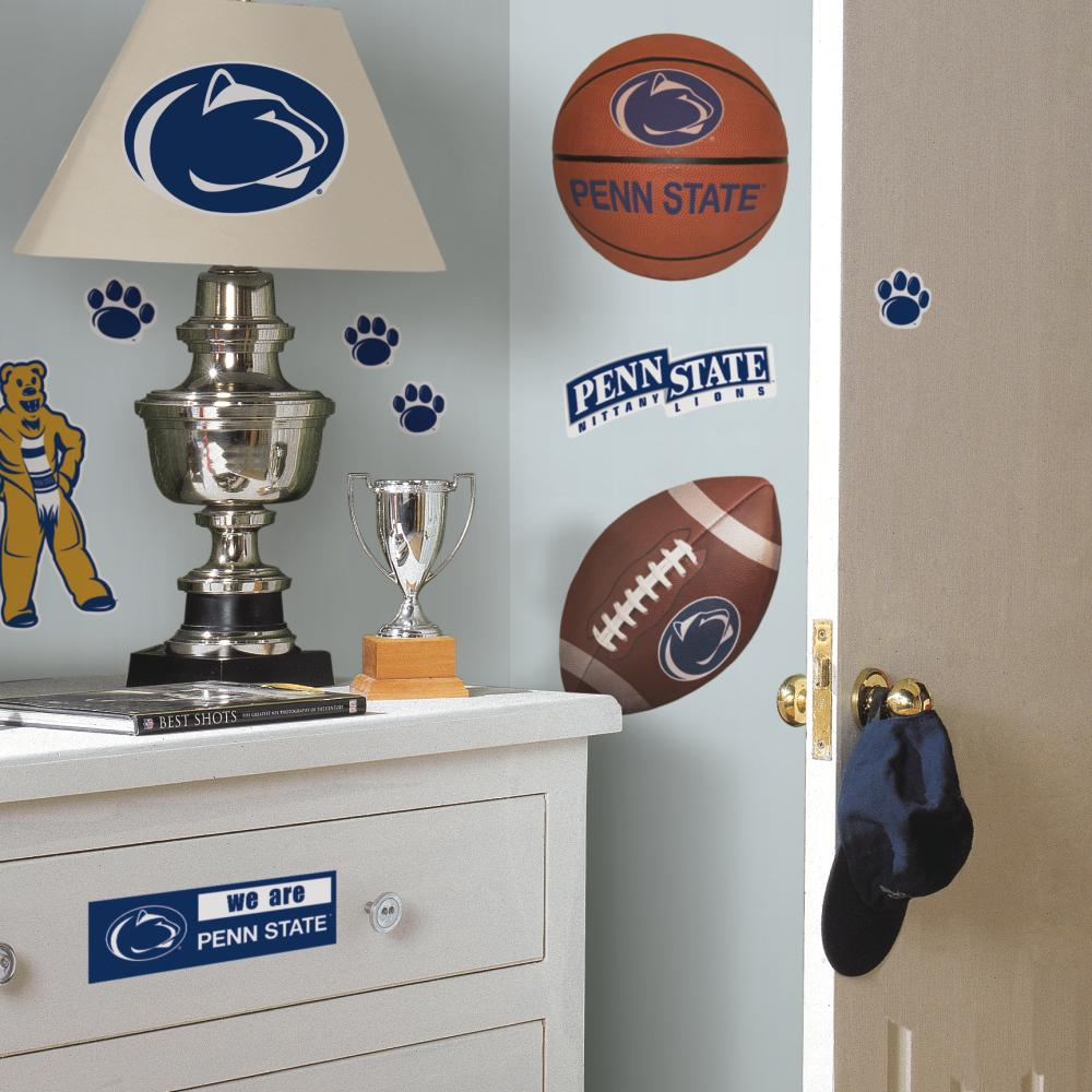 Penn State University Peel And Stick Decal