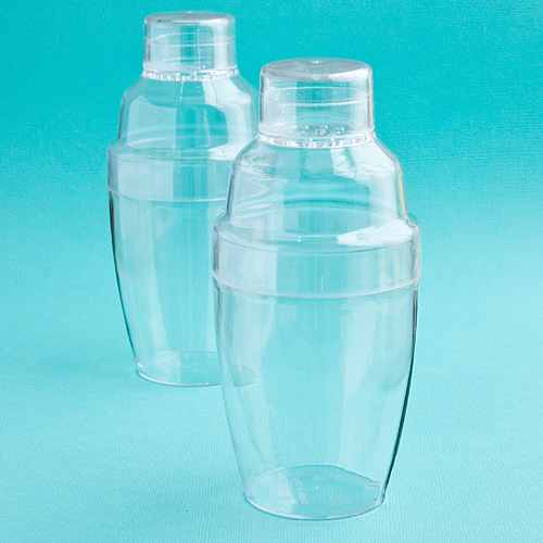 Perfectly Plain Collection Cocktail Shakers