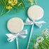 Perfectly Plain Collection Lollipop Favors