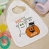 Personalized Baby's First Halloween Baby Bib