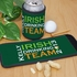 Personalized Irish Drinking Team Can Wrap Koozie