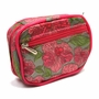 Pink Flowers 7 Day Pill Box