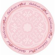 Breast Cancer Awareness & Pink Ribbon Tableware