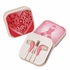 Pink Ribbon Ear Buds