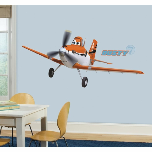Planes-Dusty The Plane Giant Decal