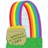 Pot Of Gold With Rainbow Standup