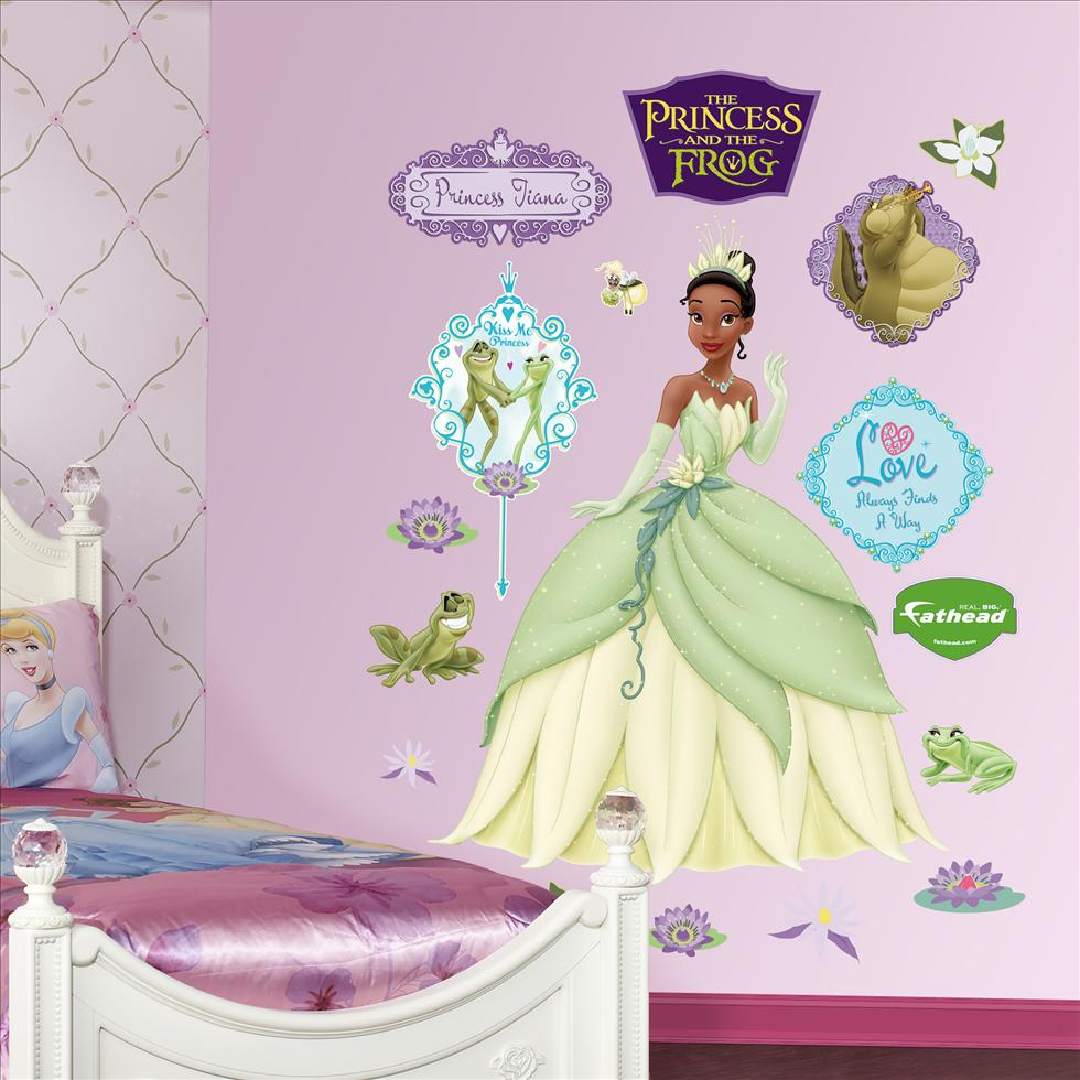 Princess and the Frog-Fathead