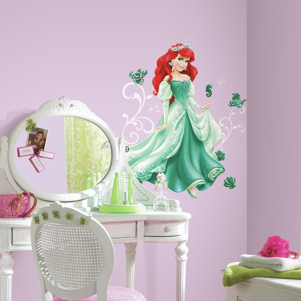 Princess Ariel Giant Decal