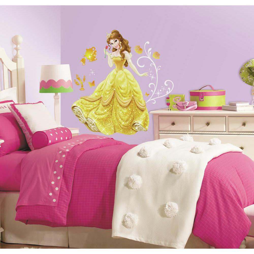 Princess Belle Giant Decal
